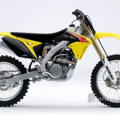Suzuki rmz 250 2010 2011 2012