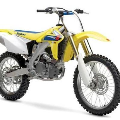 Suzuki rmz 450 2006 2007