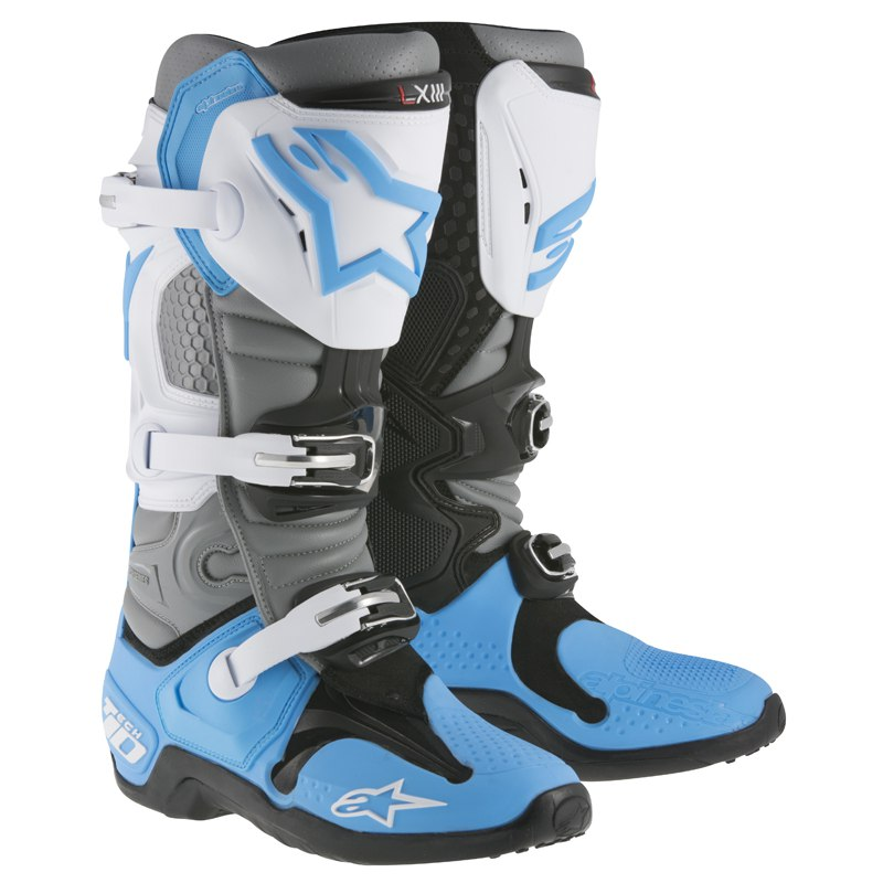 bottes de moto cross alpinestar. Black Bedroom Furniture Sets. Home Design Ideas