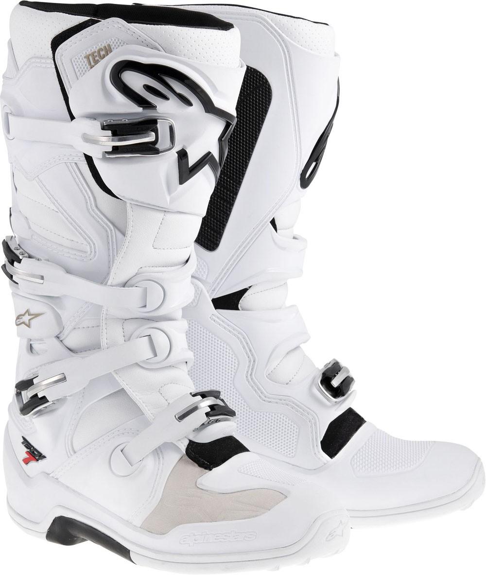 Tech 7 blanc