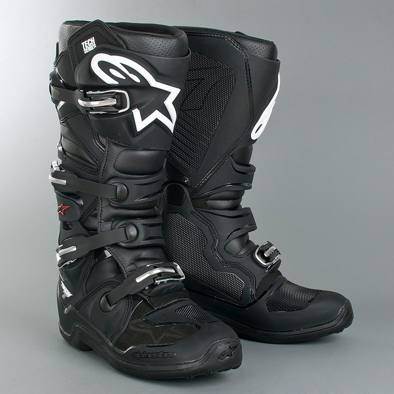 bottes motocross alpinestars tech 7 noire. Black Bedroom Furniture Sets. Home Design Ideas
