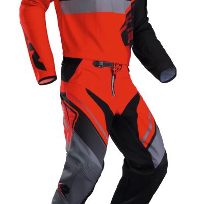 Tenue Motocross Kenny Track Grey / Red 2018