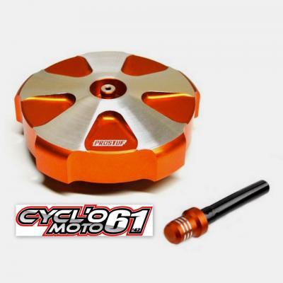 Accessoire: Bouchon de Réservoir + Valve PROSTUF Orange KTM