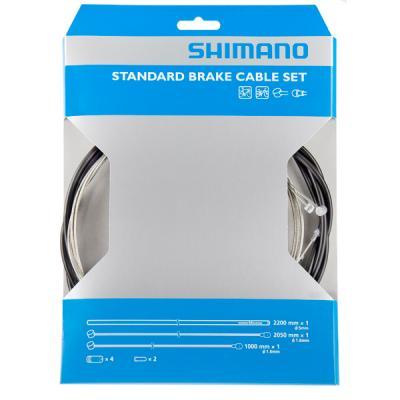 Kit Cable + Gaine de frein Vélo VTT Shimano