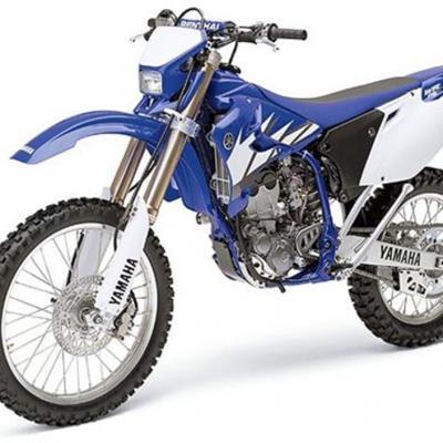 Yamaha wrf 250 2001 2002 2003 2004 2005 2006