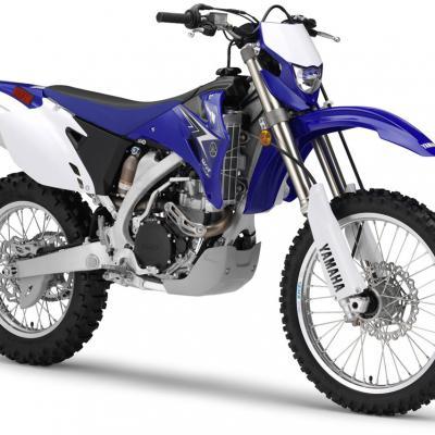 Yamaha wrf 450 2007 2008 2009 2010 2011