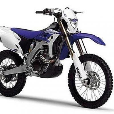 Yamaha wrf 450 2012 2013 2014