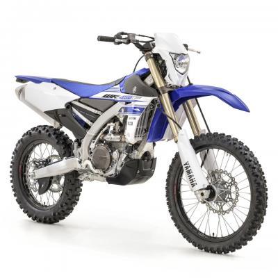 Yamaha wrf 450 2015 2016 2017 2018