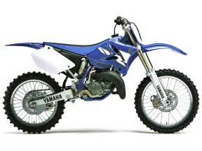 Yamaha yz 125 2002 2003 2004