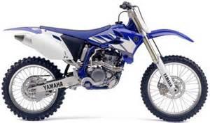 Yamaha yzf 250 2001 2002 2003 2005