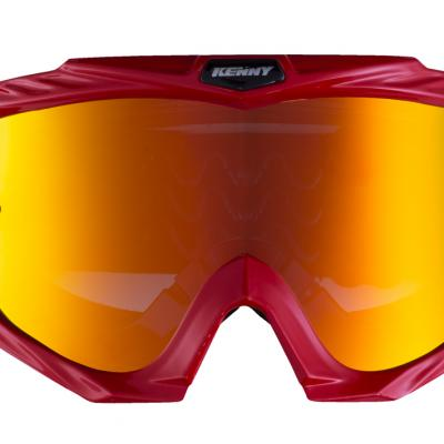Lunettes Kenny Track + Rouge