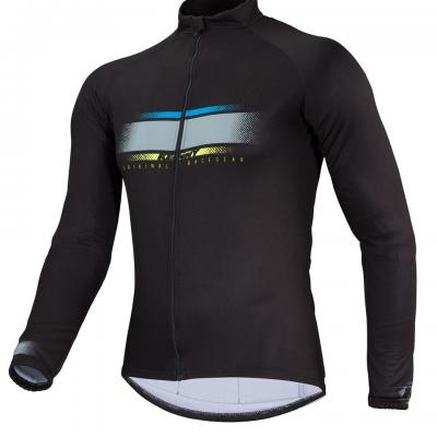 Maillot hiver vélo Kenny XC Noir