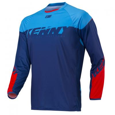Maillot Kenny BMX ELITE Navy / Cyan