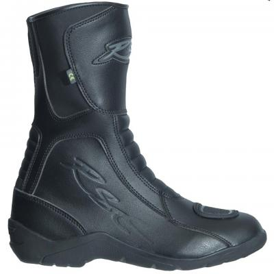 Bottes moto femme RST Tundra CE waterproof Touring noir