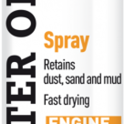 Admission: Spray IPONE Air Filter Oil Racing - 750ml