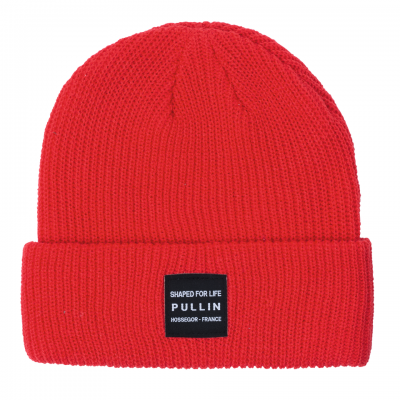 Bonnet Falco Rouge Pull-In
