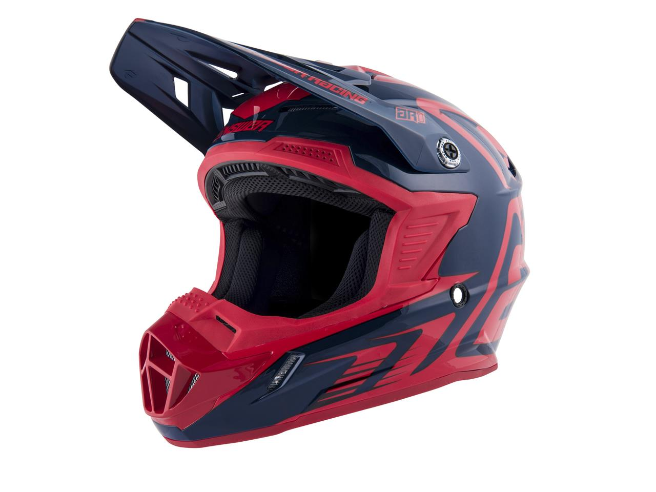 Casque answer ar1 edge bright red midnight 1