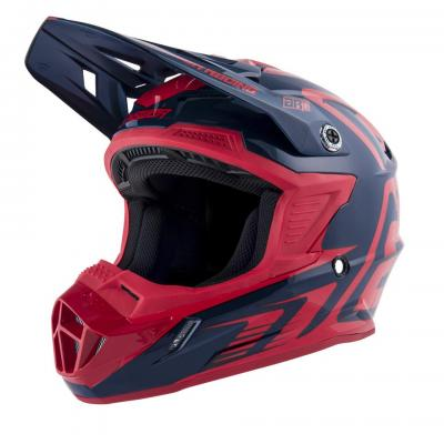 Casque Motocross ANSWER  AR1 Edge Midnight / Red
