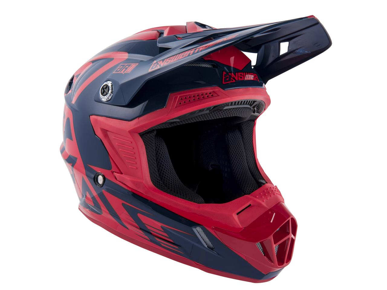 Casque answer ar1 edge bright red midnight 3