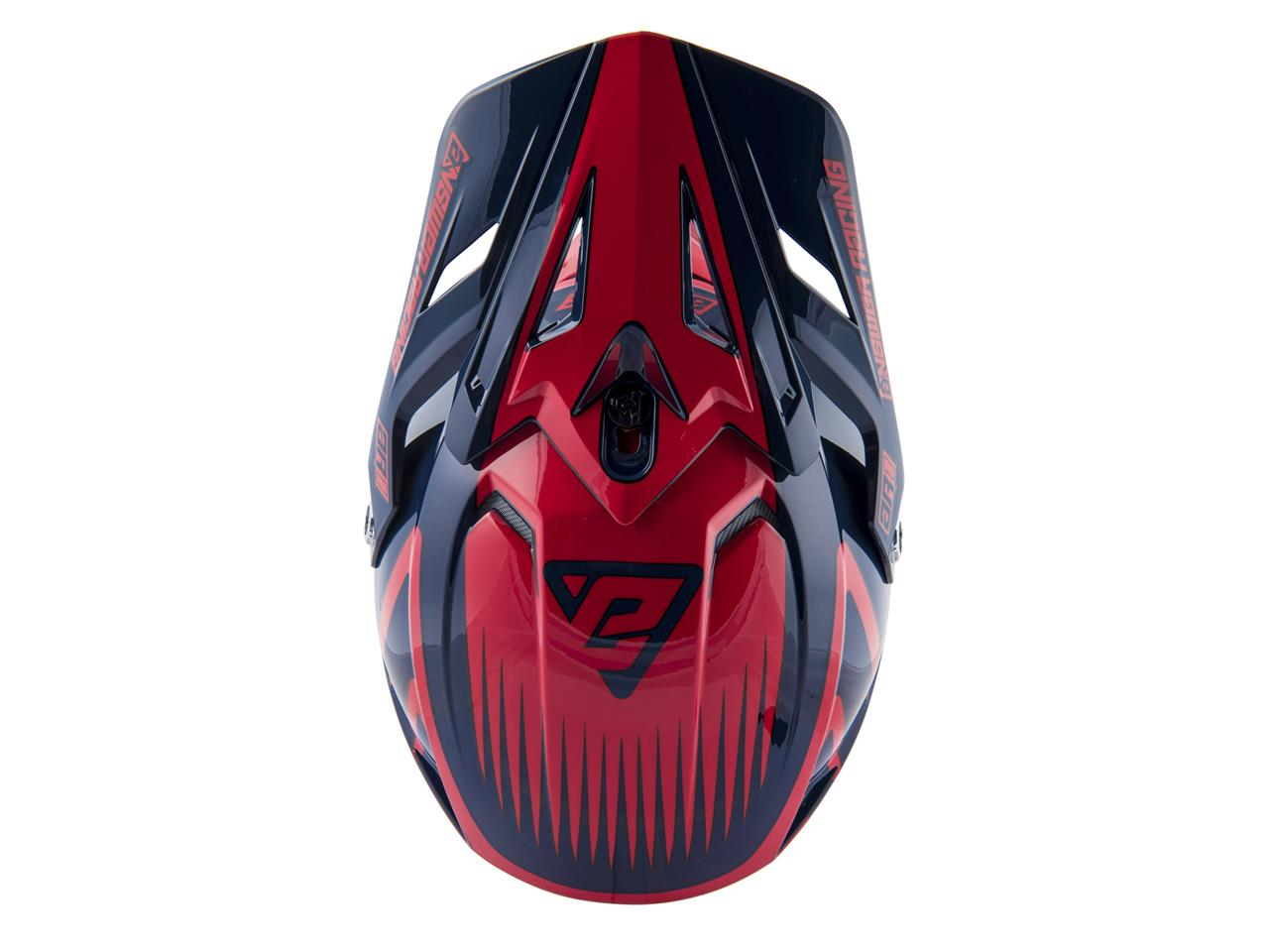Casque answer ar1 edge bright red midnight 4
