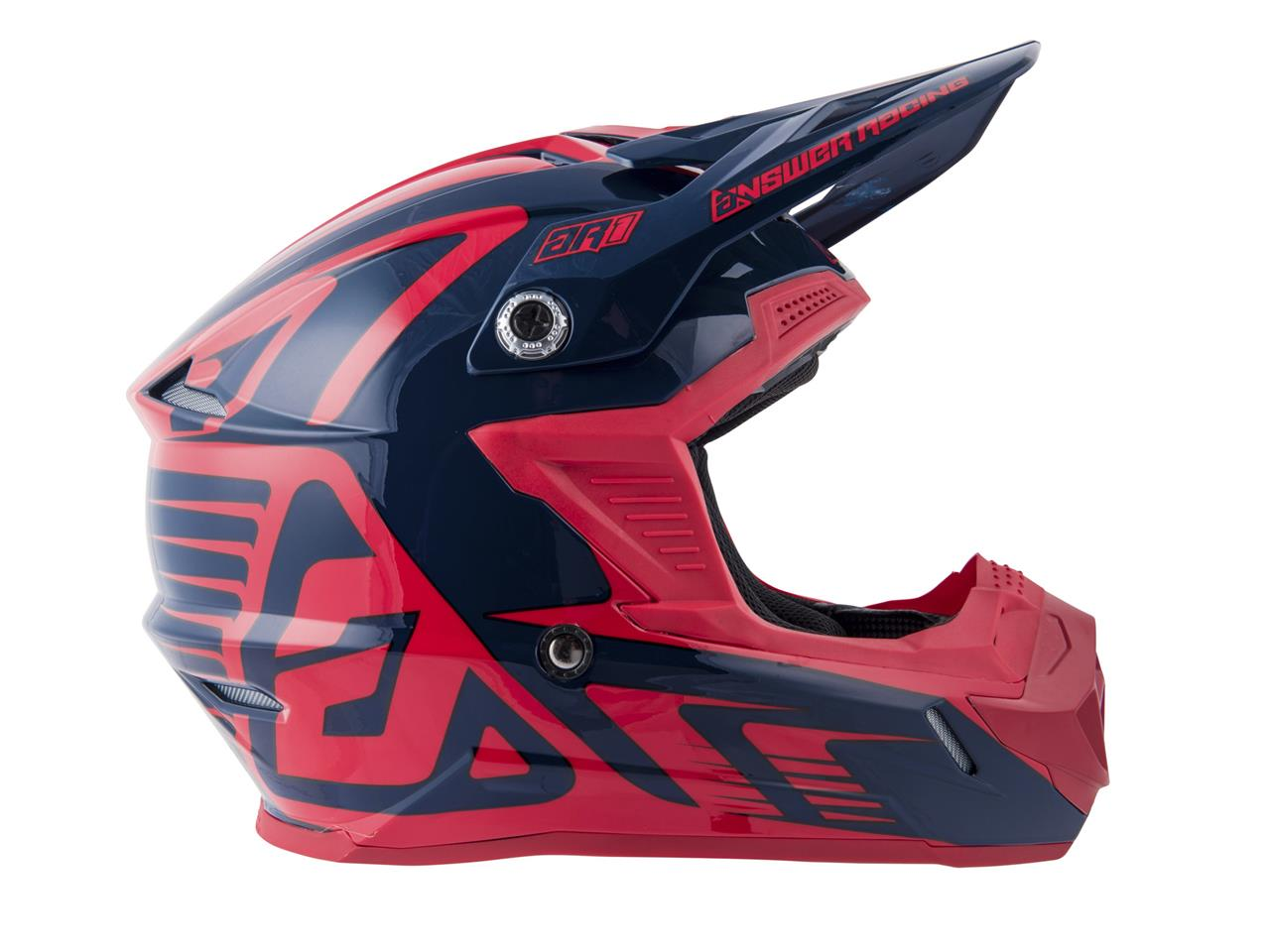 Casque answer ar1 edge bright red midnight 6