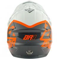 Casque ar1 orange 3