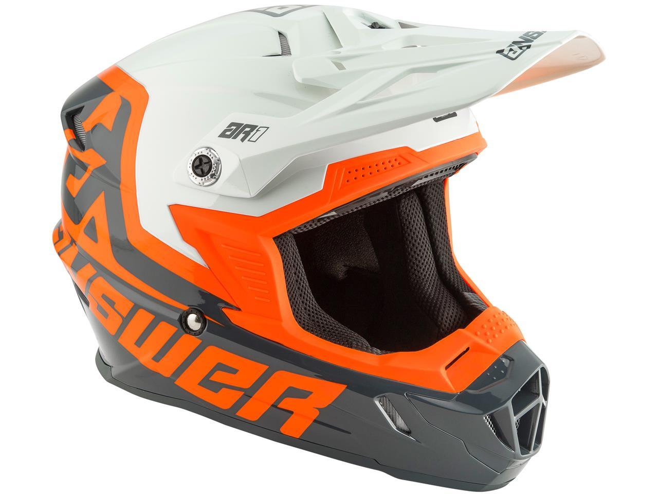 Casque ar1 orange 4