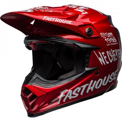 Casque Motocross BELL Moto-9 Flex Fasthouse DID19