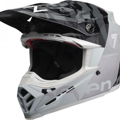 Casque bell moto 9 flex seven zone gloss 1