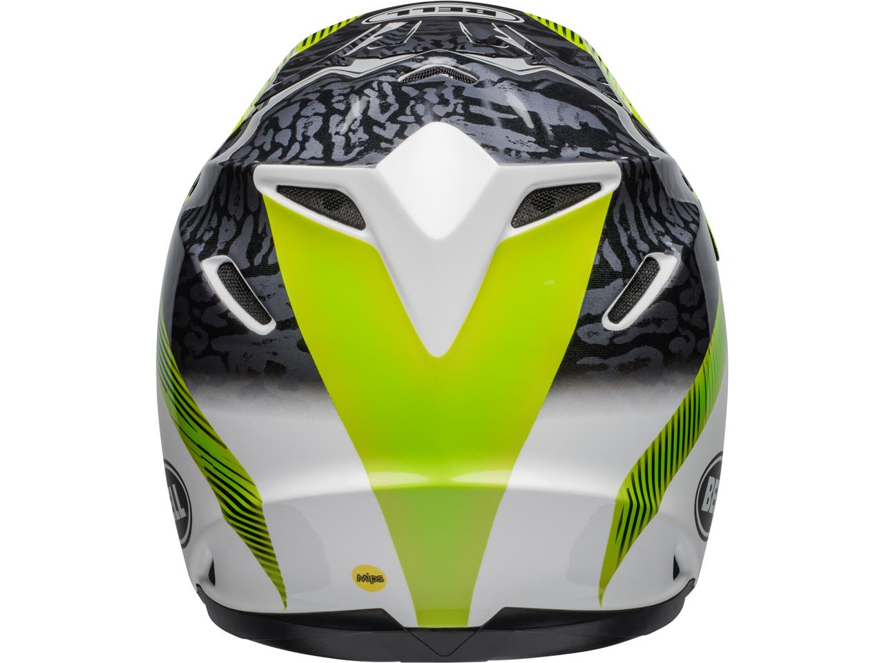 Casque bell moto 9 mips chief matte green 3
