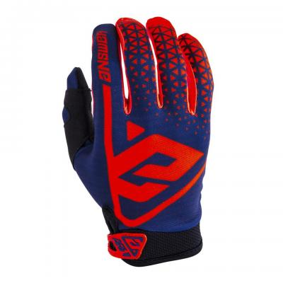 Gants Motocross ANSWER AR1 Red / Midnight