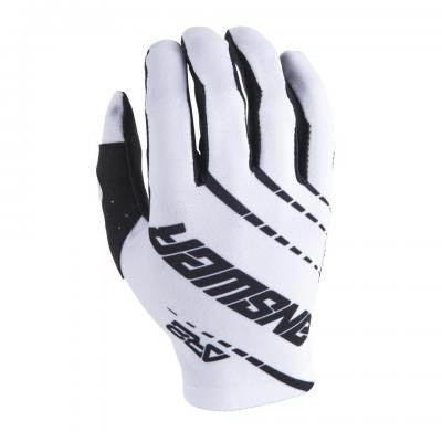 Gants Motocross ANSWER AR2 Blanc