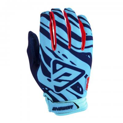 Gants Motocross ANSWER AR3 Astana / Indigo / Bright Red