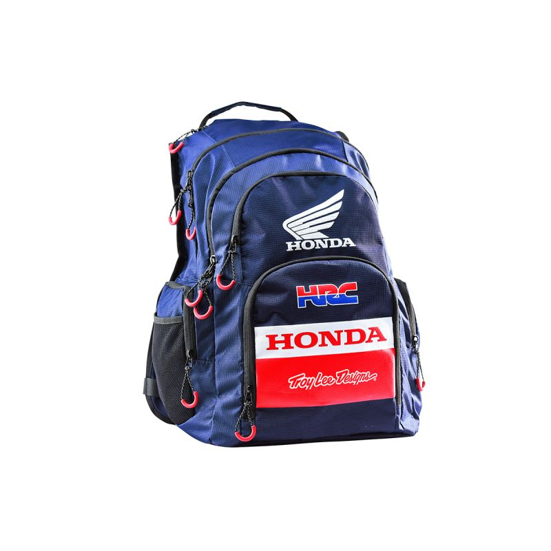 Honda navy backpack 1
