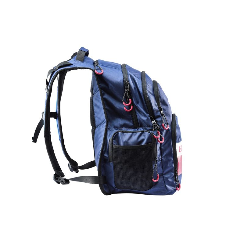 Honda navy backpack 2
