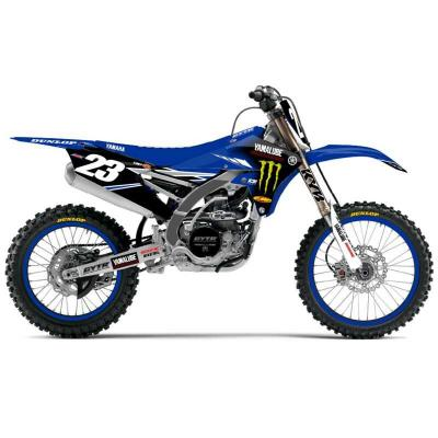 Déco: Kit Déco Star Racing 2018 D'COR Yamaha