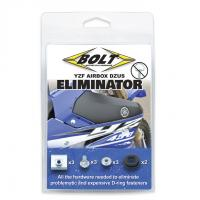 Kit supression papillon vis airbox yzf bolt