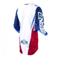 Maillot answer elite discord rouge blanc 2