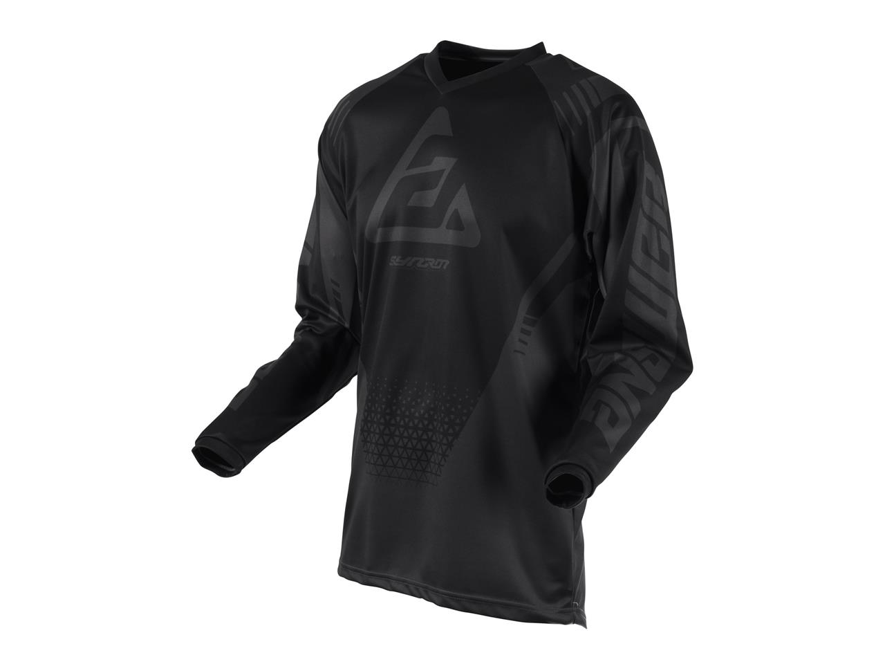 Maillot answer syncron drift black 1