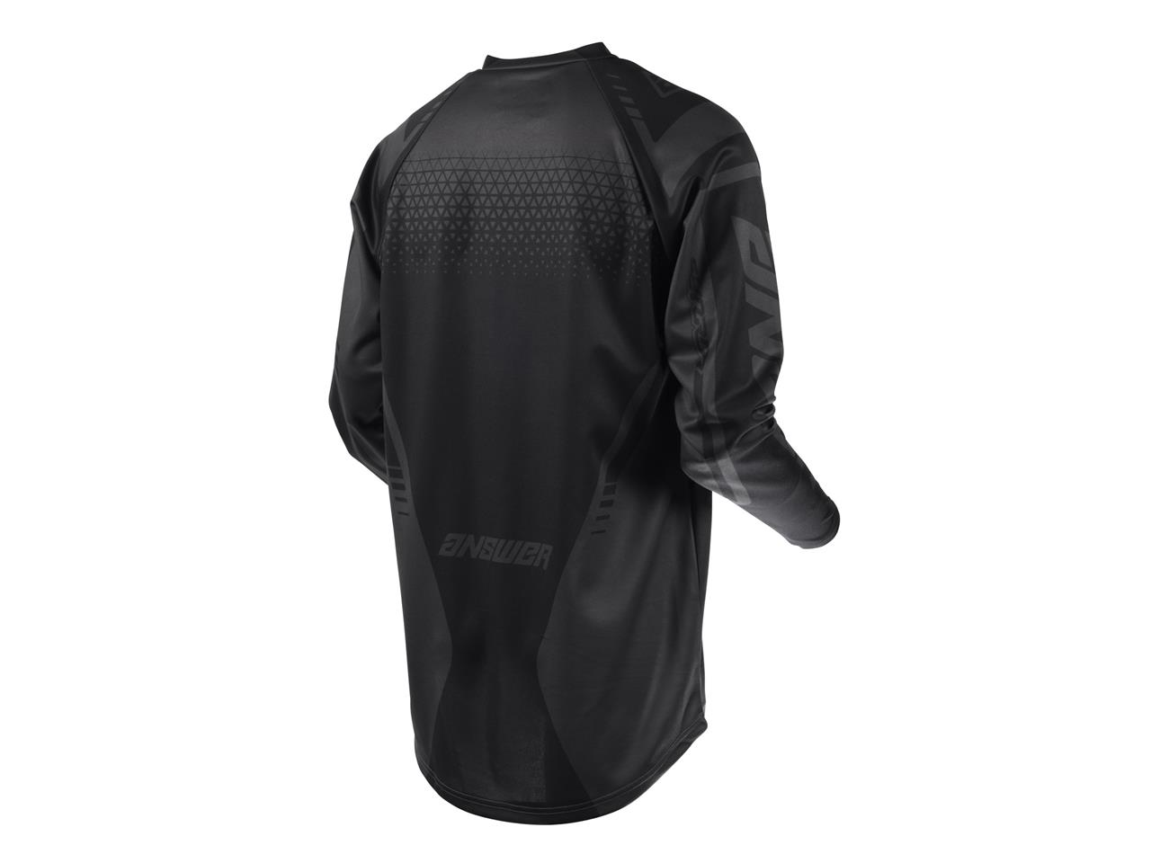 Maillot answer syncron drift black 2 1