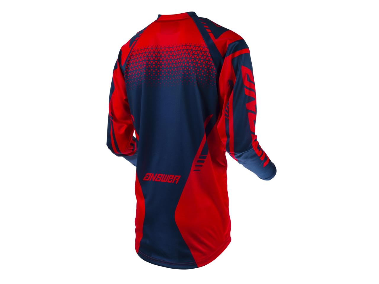Maillot answer syncron drift red midnight 2