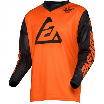 Maillot Motocross ANSWER Arkon Orange / Noir