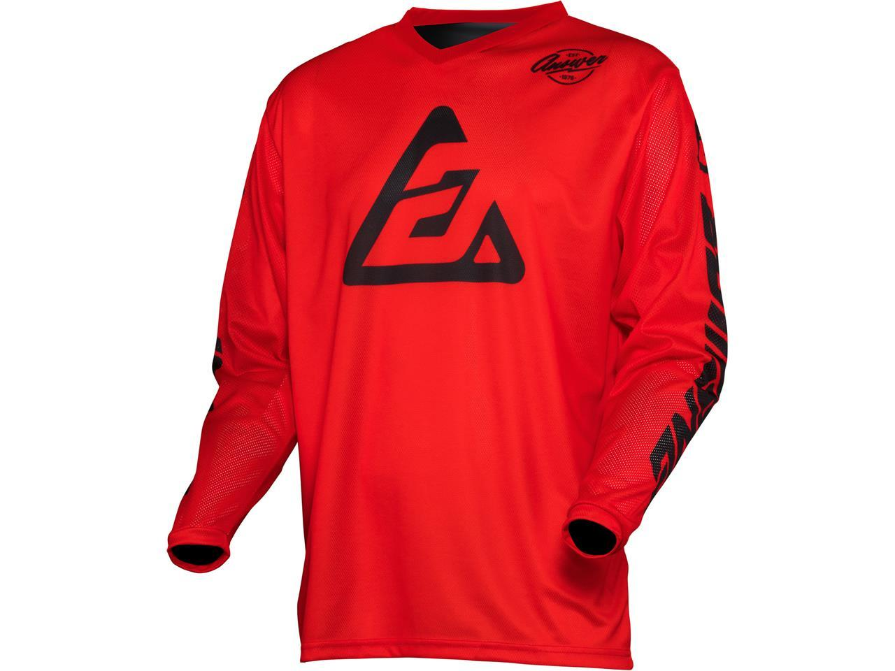Maillot arkon rouge 1