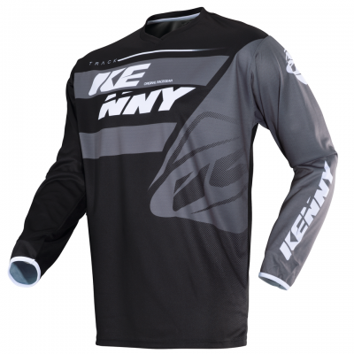 Maillot  KENNY Track Black