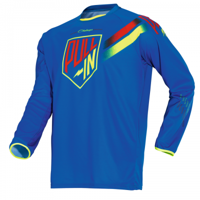 Maillot  PULL-IN Challenger Bleu