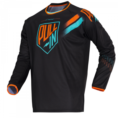 Maillot  Pull-In Challenger Noir 2018