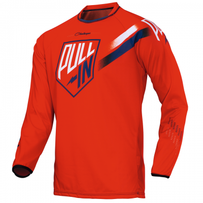 Maillot  Pull-In Challenger Rouge 2018