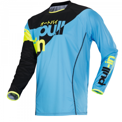 Maillot  PULL-IN Race Sky