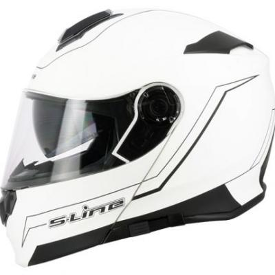 Casque route modulable S-Line S550 Blanc