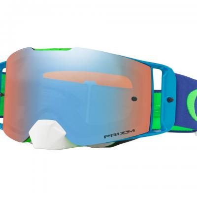 Oakley blue green